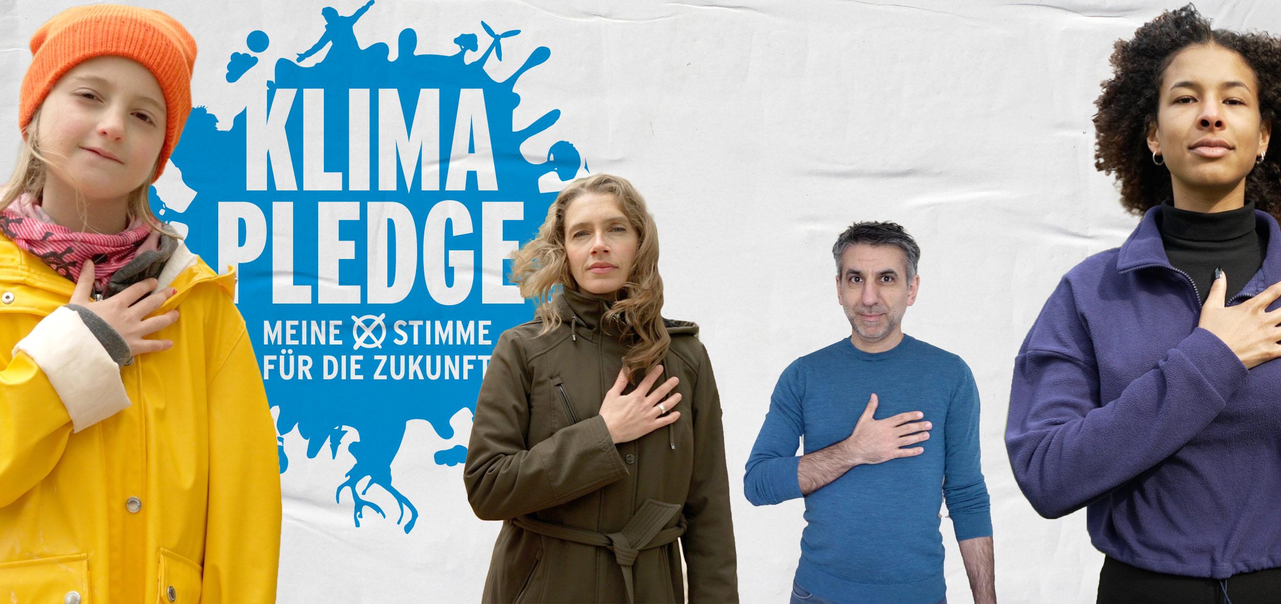 Klima Pledge © WWF Deutschland